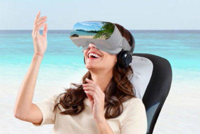 Virtual Industries VR Chill Out Zone