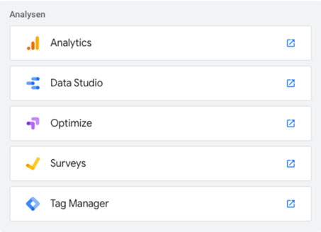 Google Analytics - KESCH digital Blogbeitrag